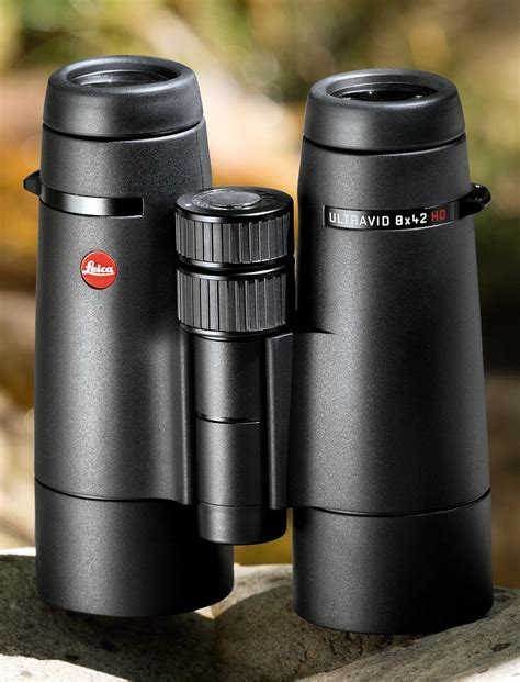 Leica Ultravid Hd-Plus Binoculars.